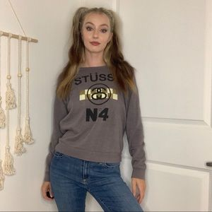 Stussy Number 4 Sweater